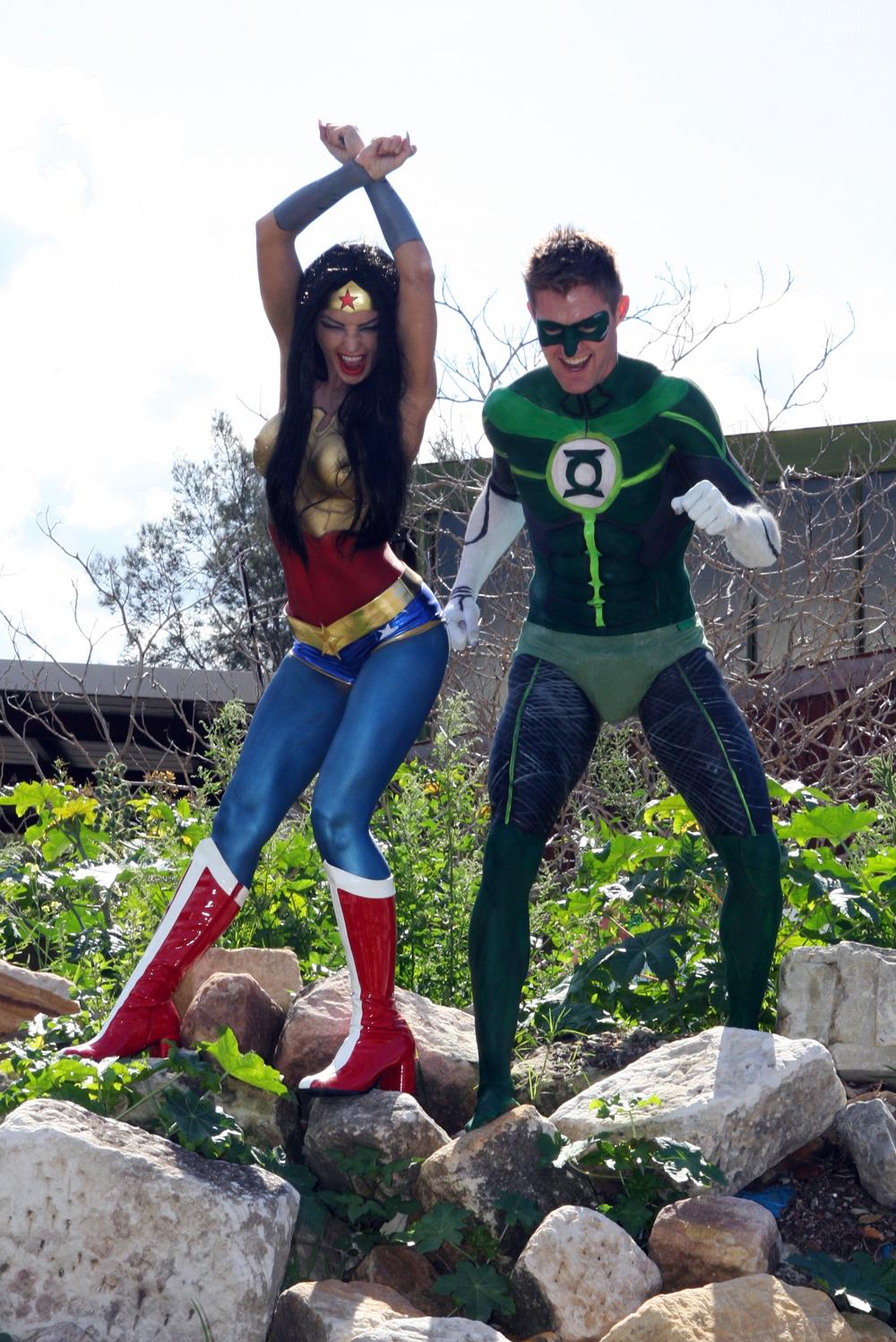 File:Wonder Woman, Green Lantern (8637212488).jpg ... Eva Green