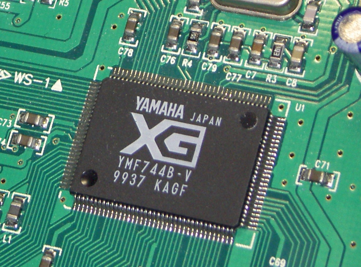 YAMAHA XG YMF724B-V DRIVERS WINDOWS 7 (2019)