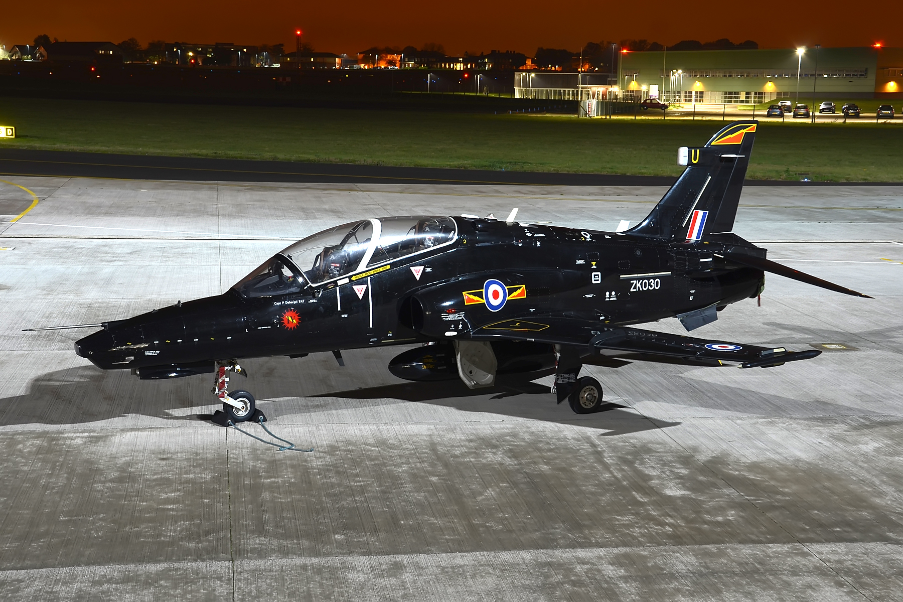 ZK030_BAE_Systems_Hawk_T2_UK_-_Air_Force