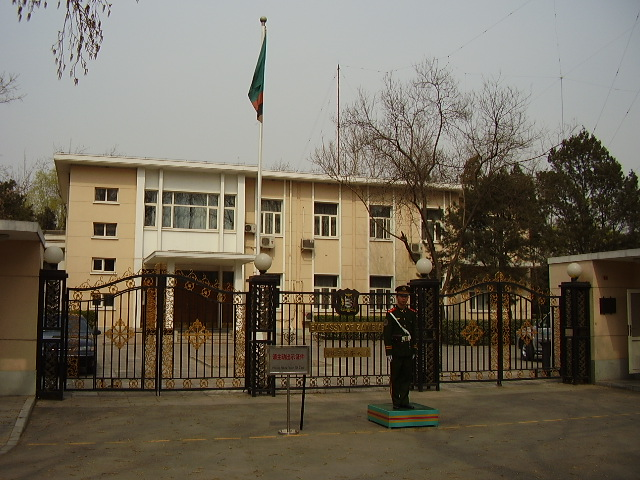 List of diplomatic missions of Zambia