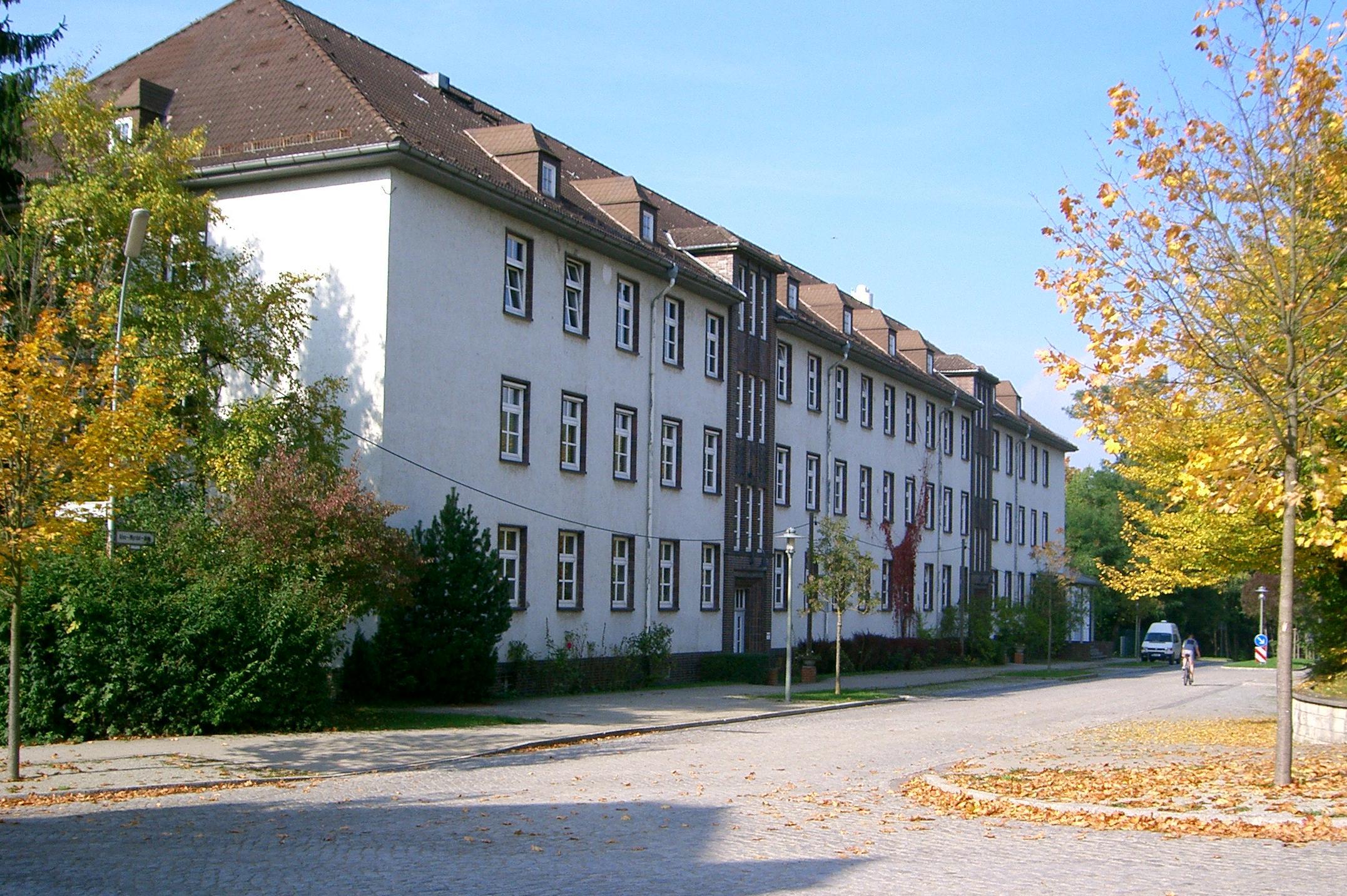 Liste Ehemaliger Bundeswehr Liegenschaften Wikipedia