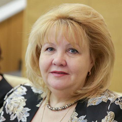 Татьяна Евгеньевна Воронина