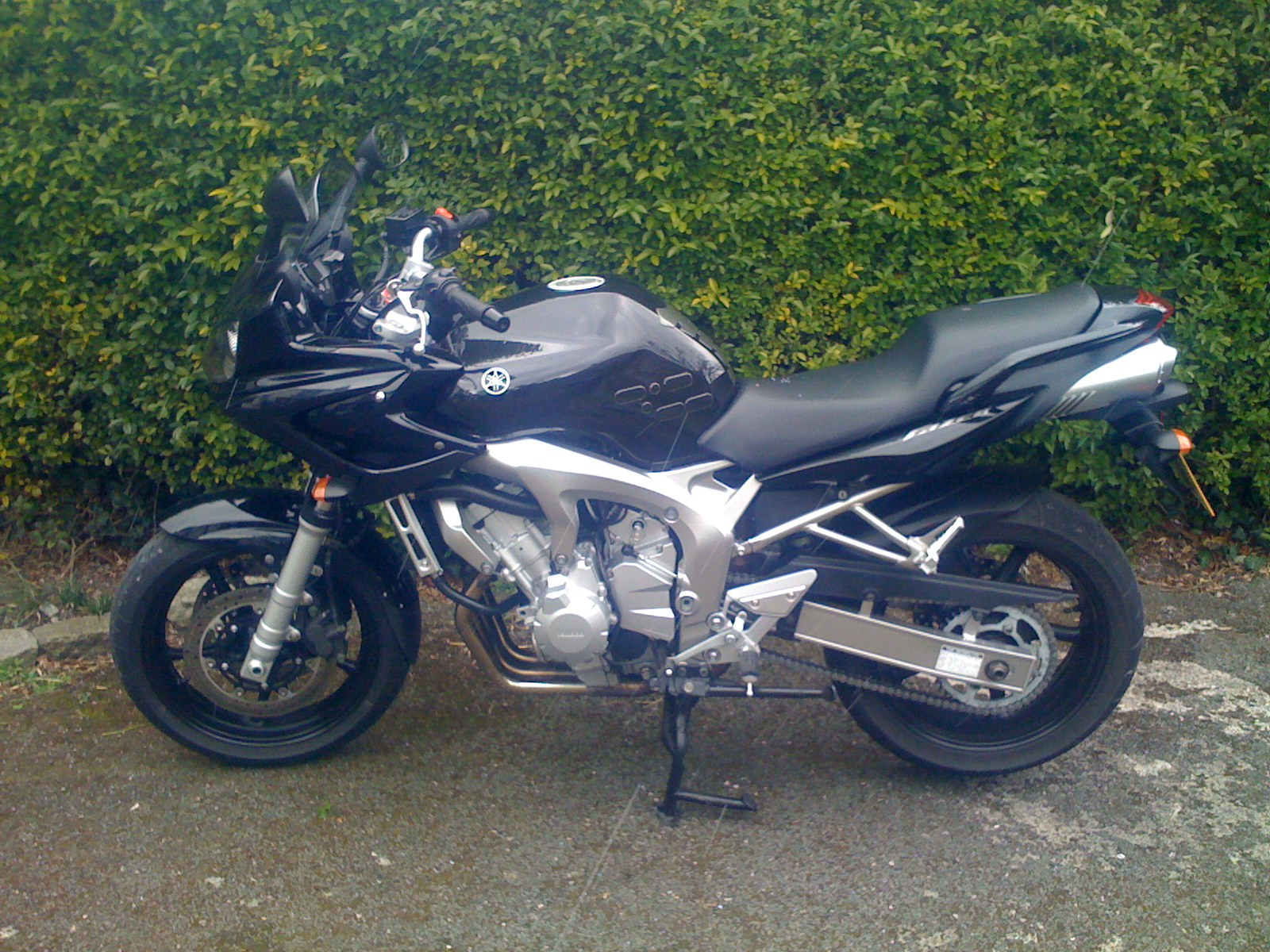 Yamaha Fz  Model Mileage