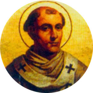 Pope Leo IV pope of the Roman Catholic Church
