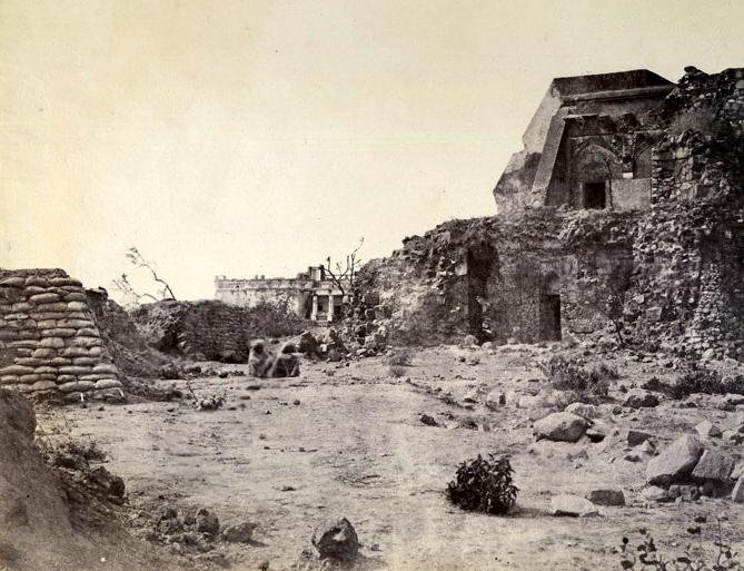 File:1857 ruins jantar mantar observatory2.jpg