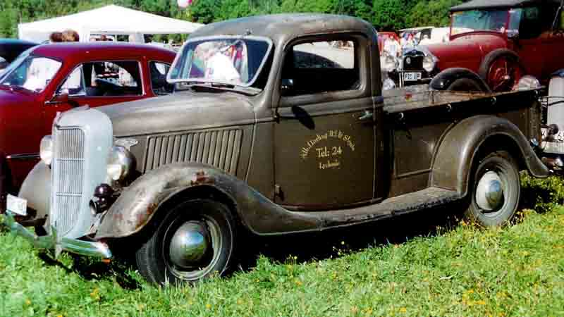 1936 Ford Pickup For Sale Craigslist Autos Post
