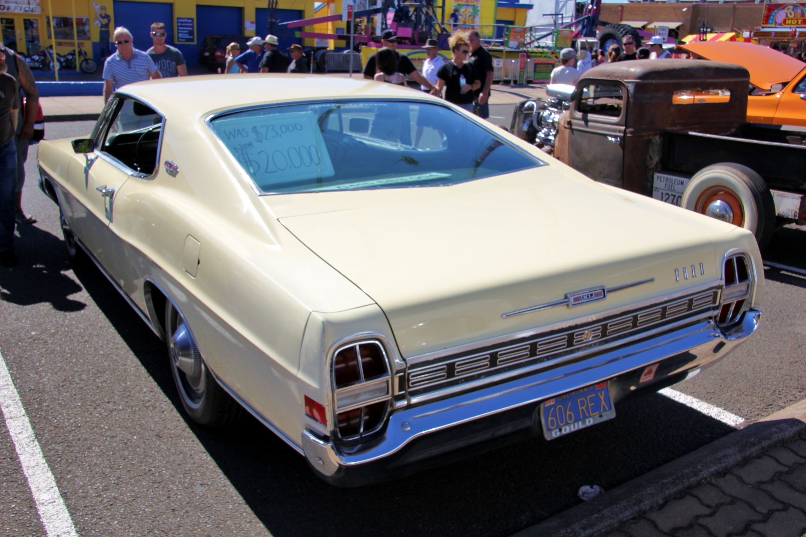 Ford Galaxie Project Cars For Sale