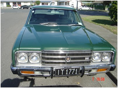 Toyota Crown History