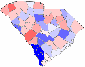 South Carolina Gubernatorial Election 1994