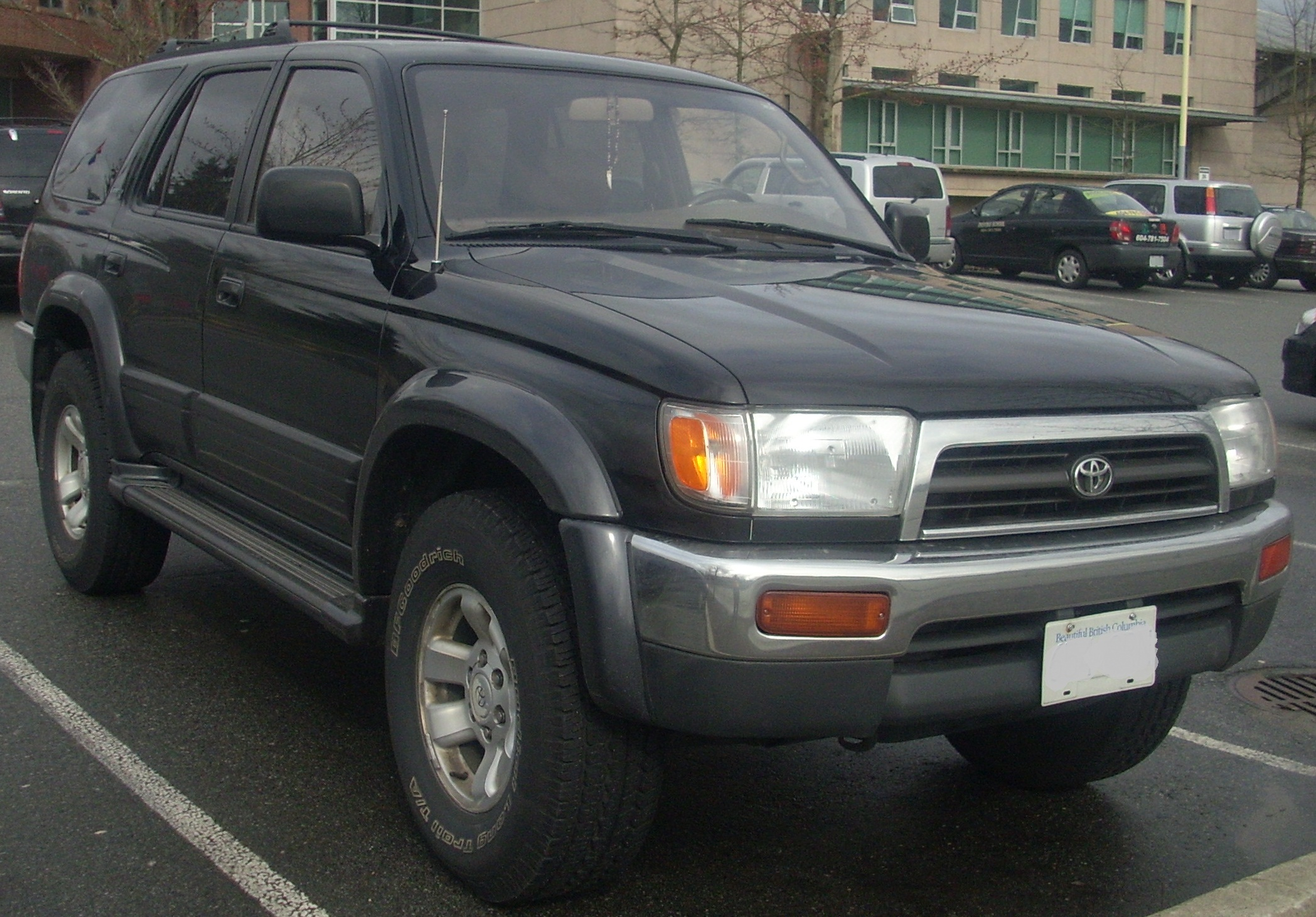 File 1996 98 Toyota 4 Runner Jpg Wikimedia Commons