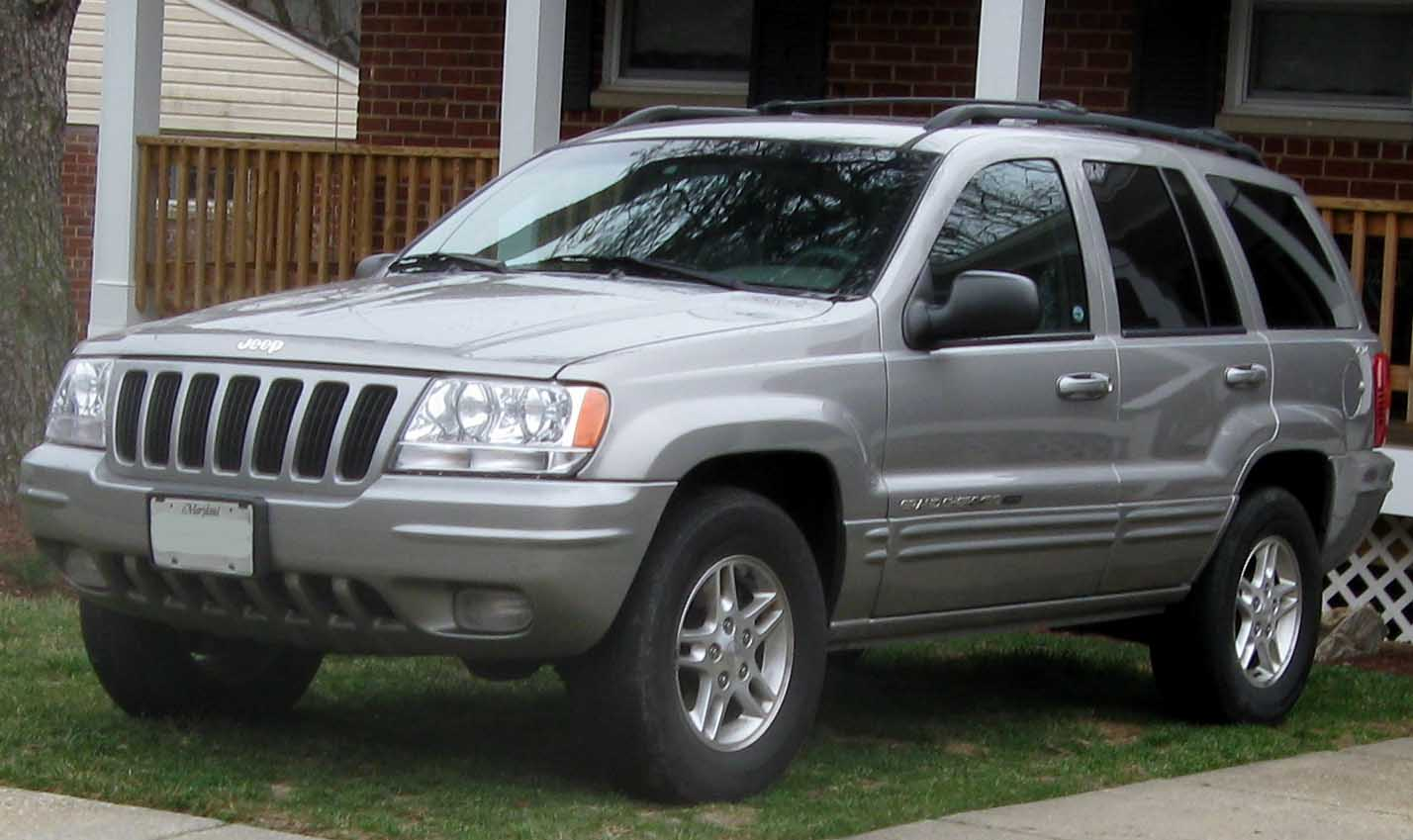 file 1999 2003 jeep grand wikimedia commons. Cars Review. Best American Auto & Cars Review