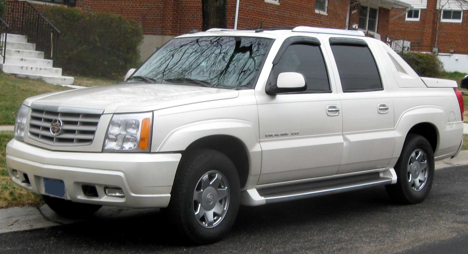 File:1st Cadillac Escalade EXT.jpg - Wikipedia, the free encyclopedia