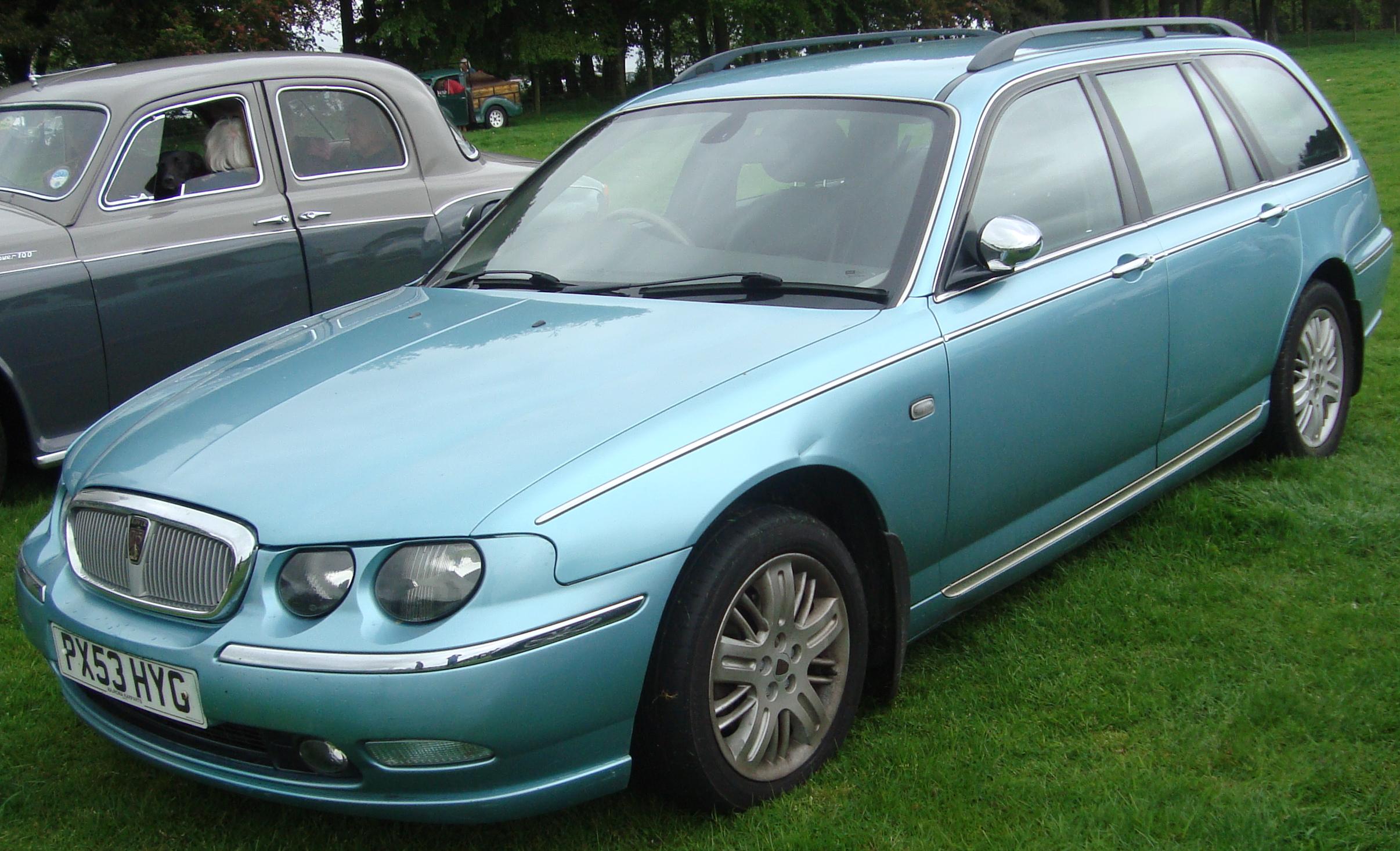 Rover 75 Tourer (kombi)