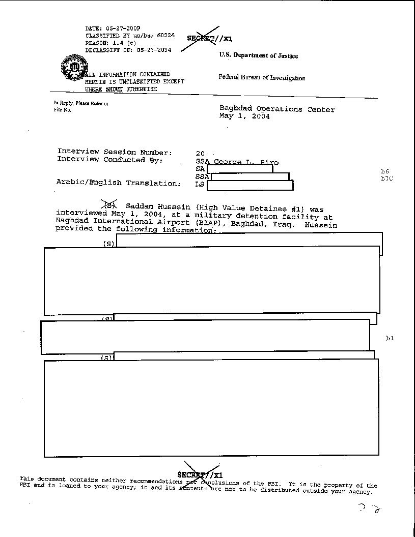 Sample Security Incident Report Letter