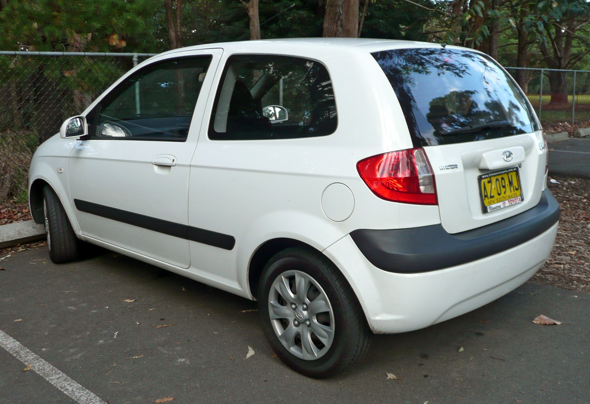 file 2007 hyundai getz tb my07 s 3 door hatchback 2010 05 04 jpg wikimedia commons. Black Bedroom Furniture Sets. Home Design Ideas