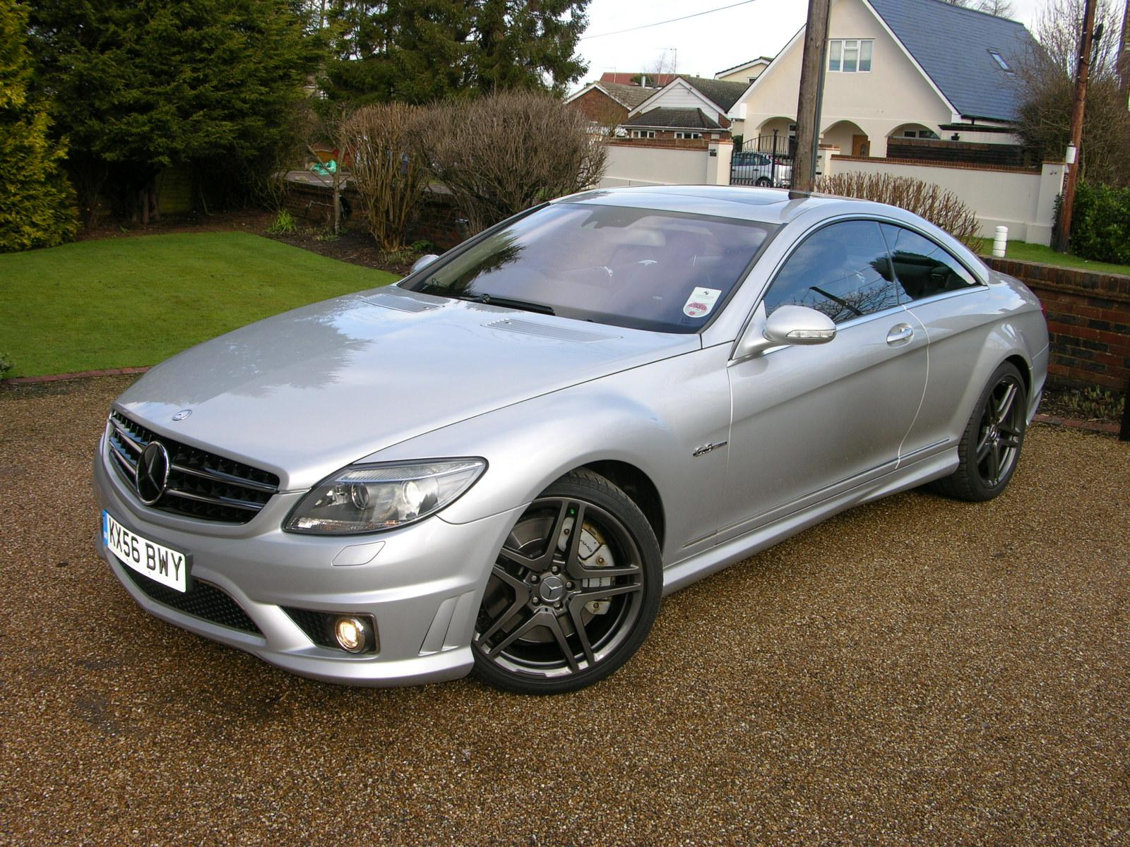 2007 cl63 amg gallery for 2007 mercedes benz cl550 for sale
