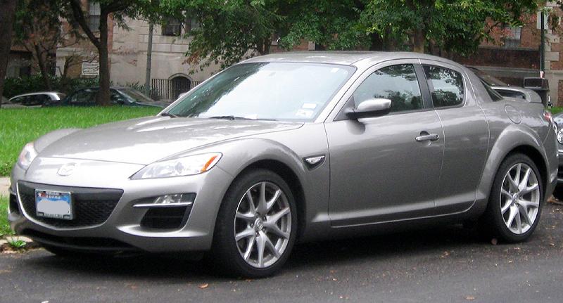 Mazda RX8  Wikipdia