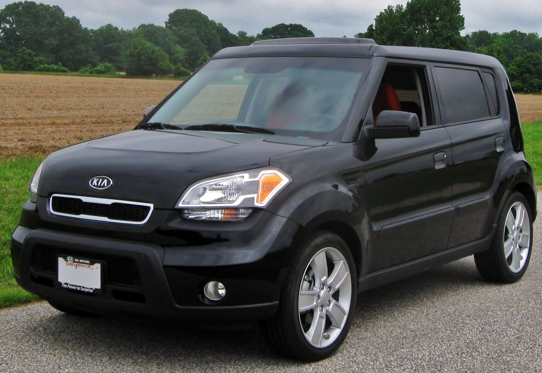 photo autowp kia car ru soul pictures