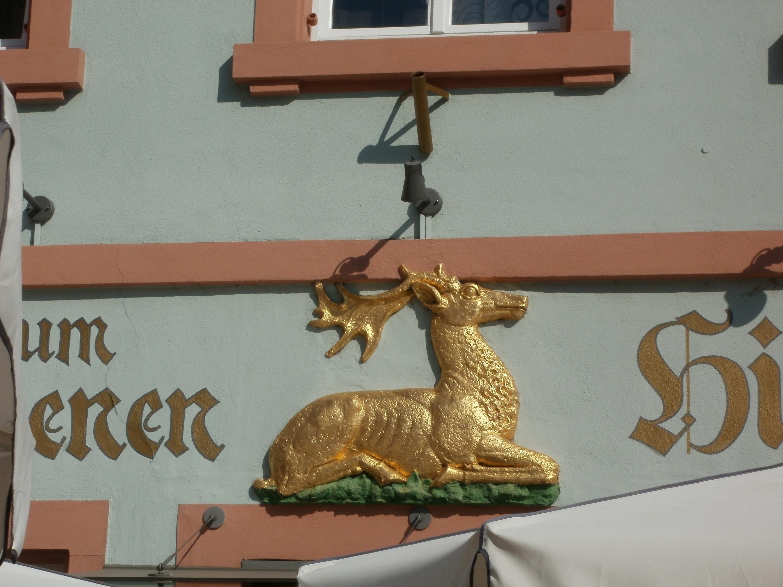 File20111003zum Goldenen Hirsch Speyer3jpg Wikimedia Commons