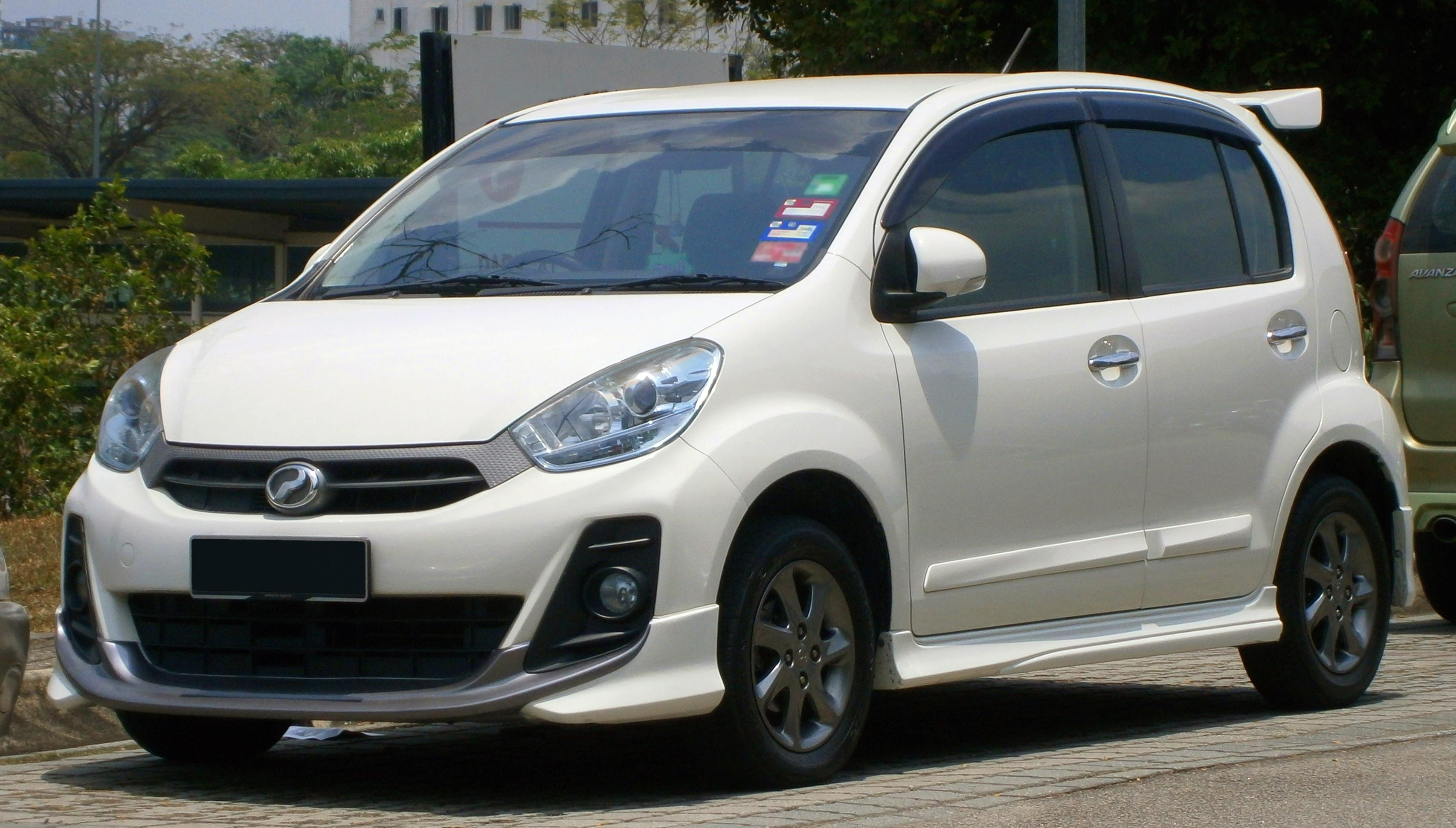 File 2011 Perodua Myvi 1 5 Extreme In Cyberjaya Malaysia
