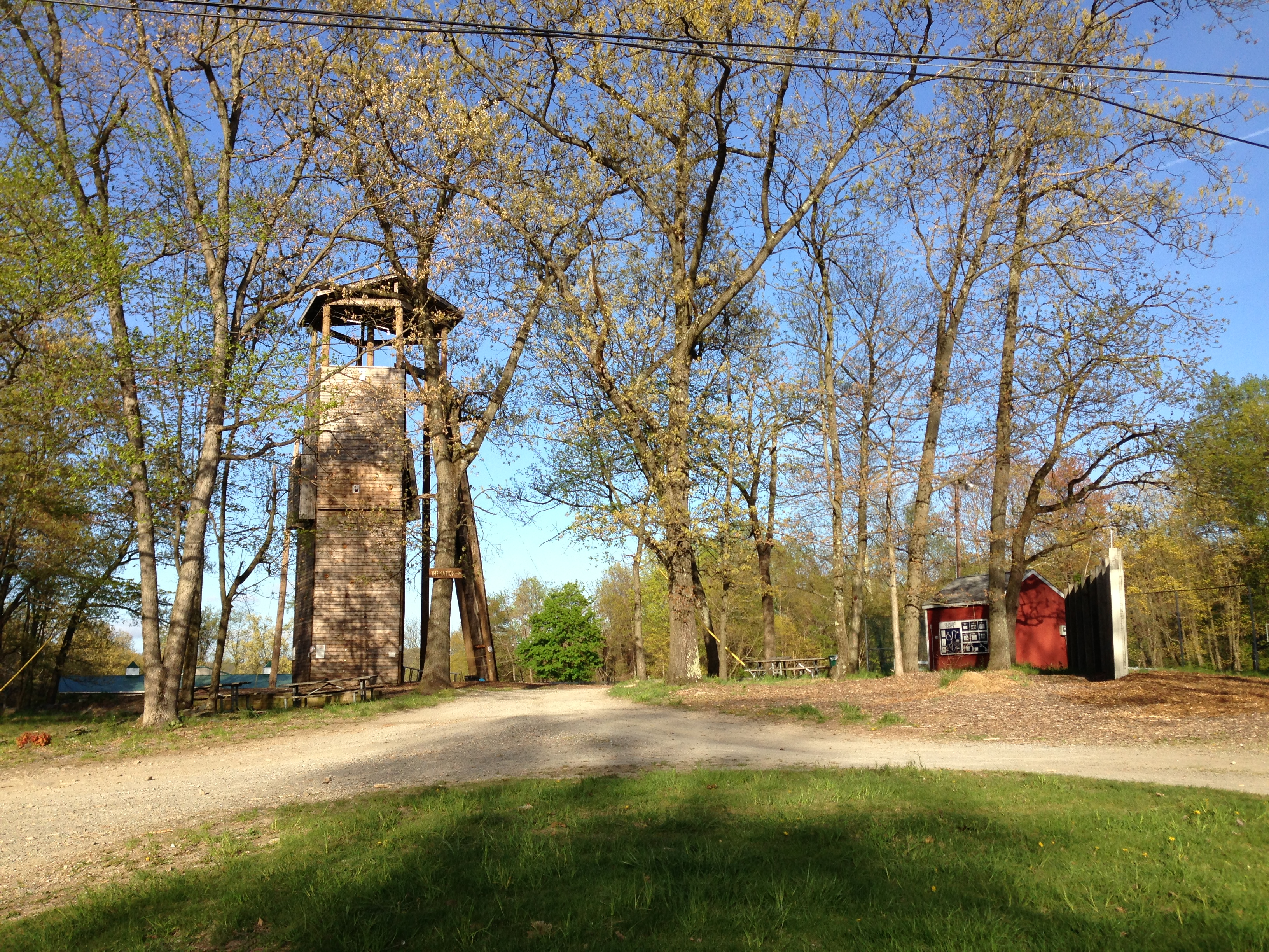 File:2013-05-06 18 26 48 Climbing tower viewed from the