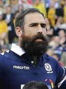 Josh Strauss Rugby player