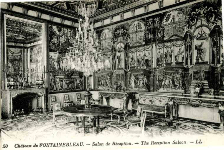 File:50 Chateau de Fontainebleau (Palace of Fontainebleau, The Reception Saloon) (NBY 7552).jpg