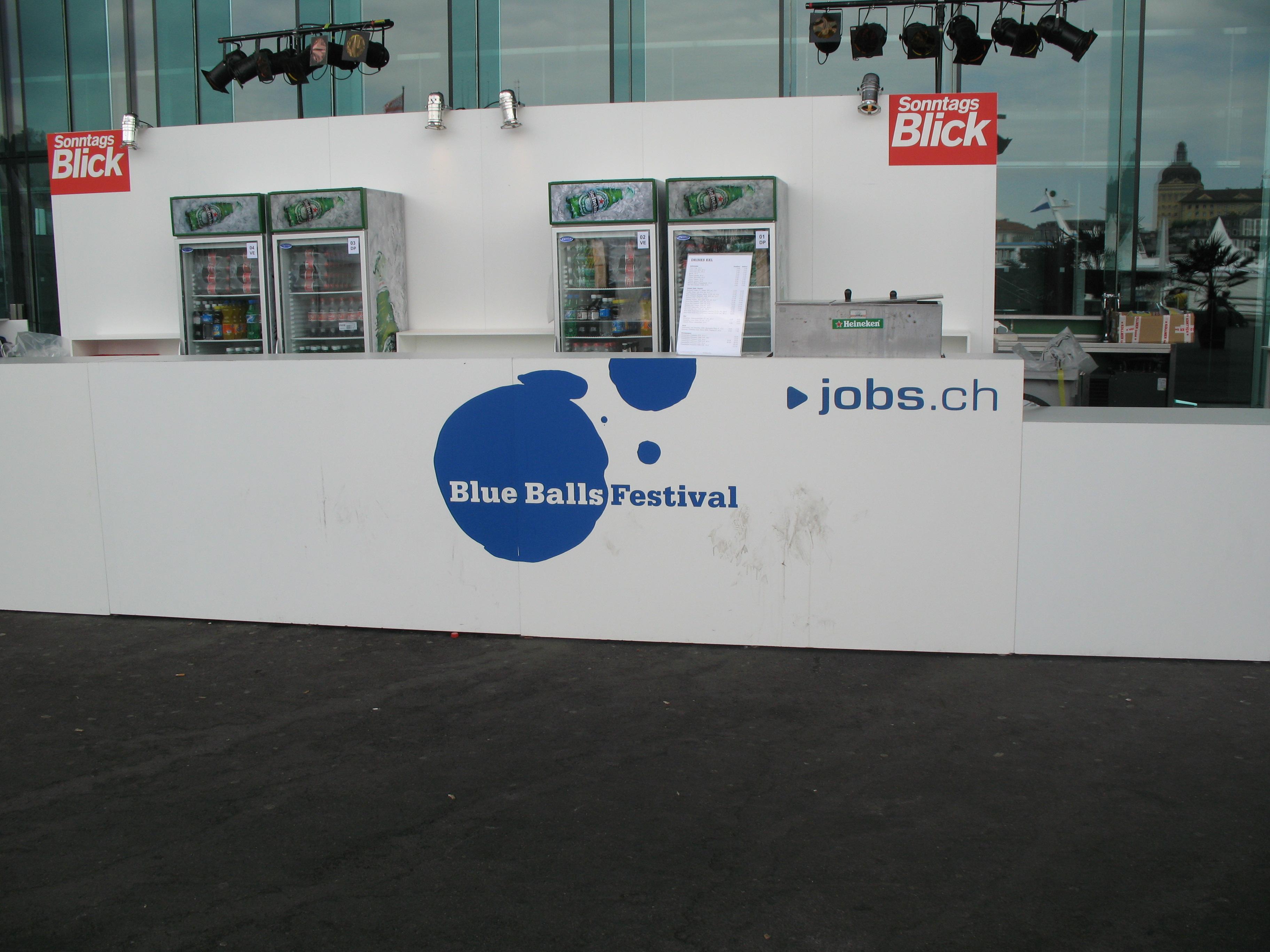 blue balls Details