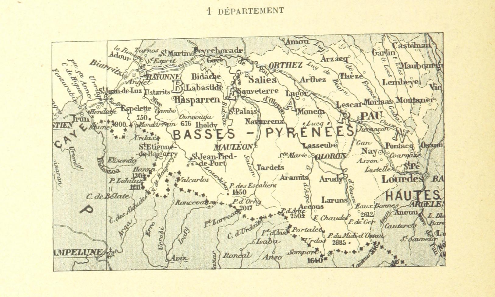 File:88 of 'La France pittoresque du Midi ... Par Alexis-M. G. (i.e. on