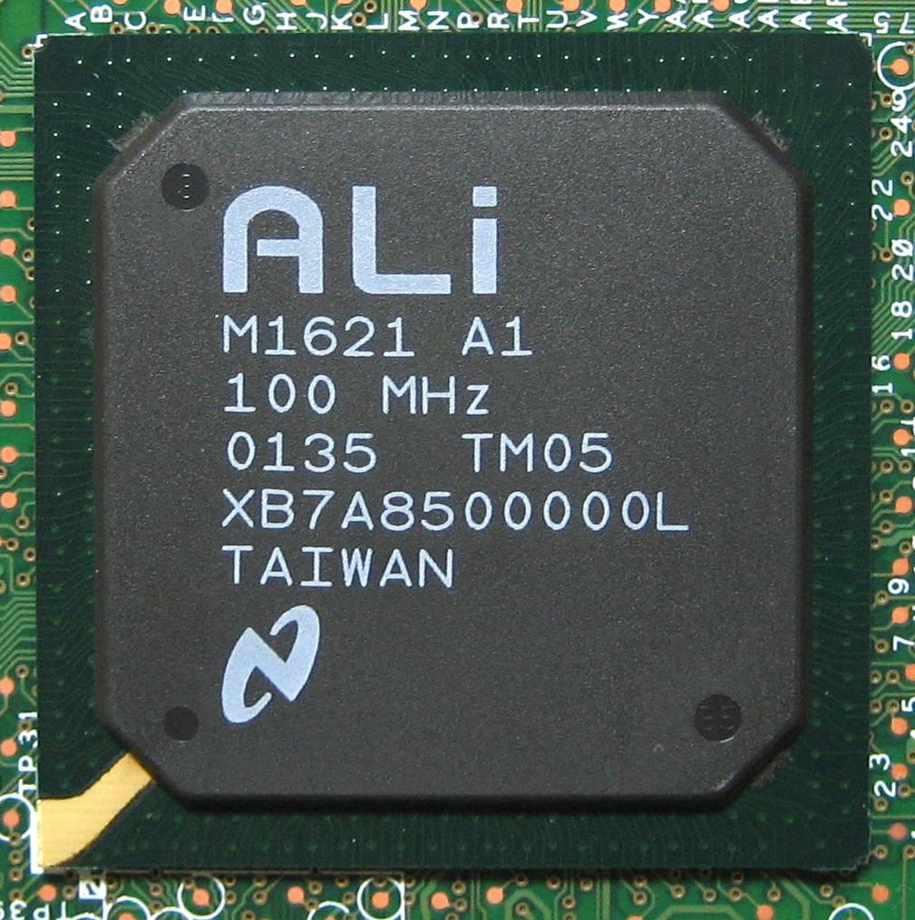ALi M1621 Integrated 64 BIT Driver