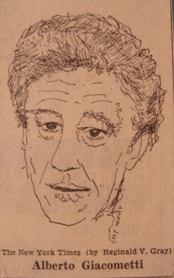 Fichier:Alberto Giacometti by Reginald Gray.jpg