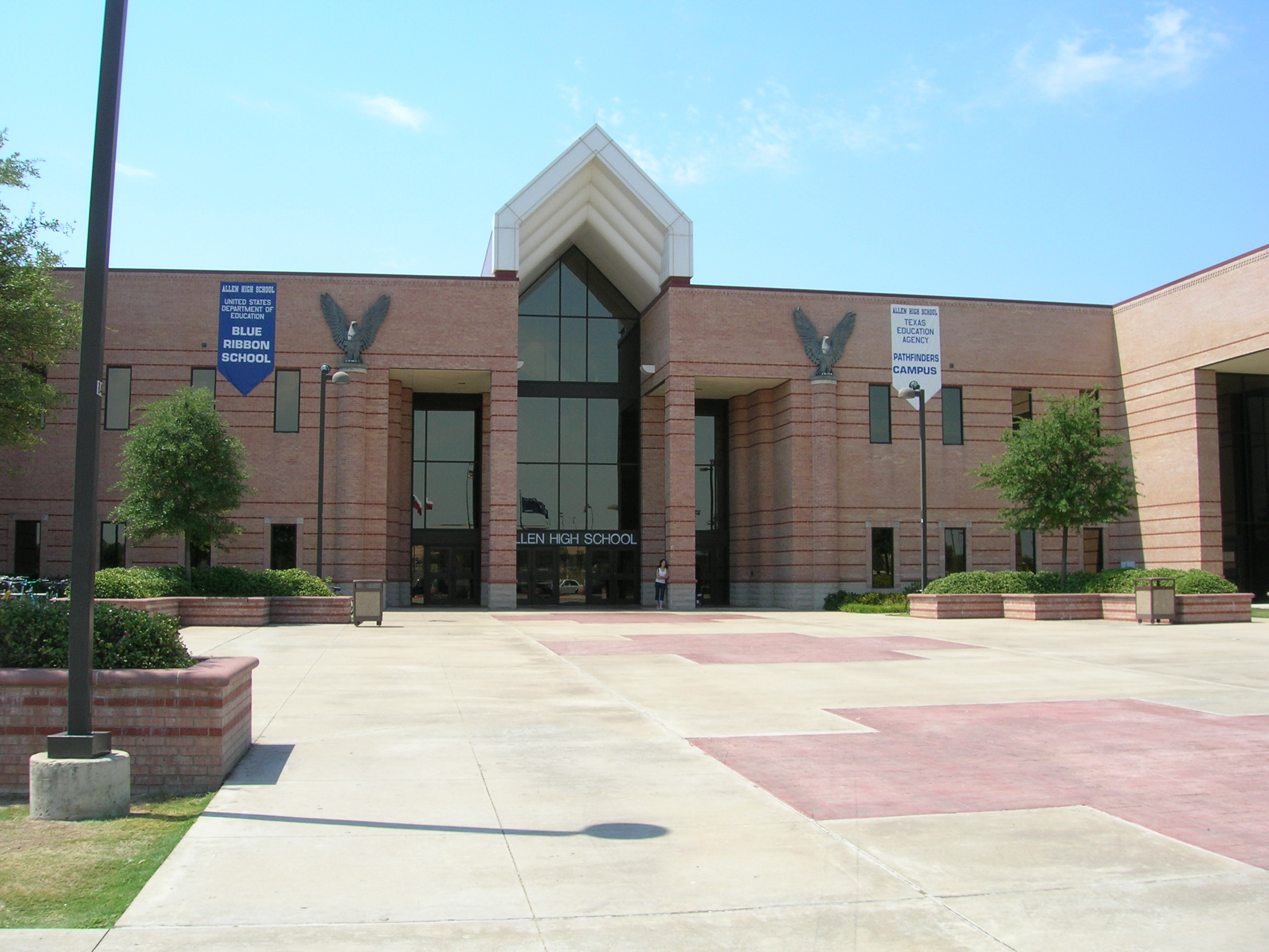 Texas High School