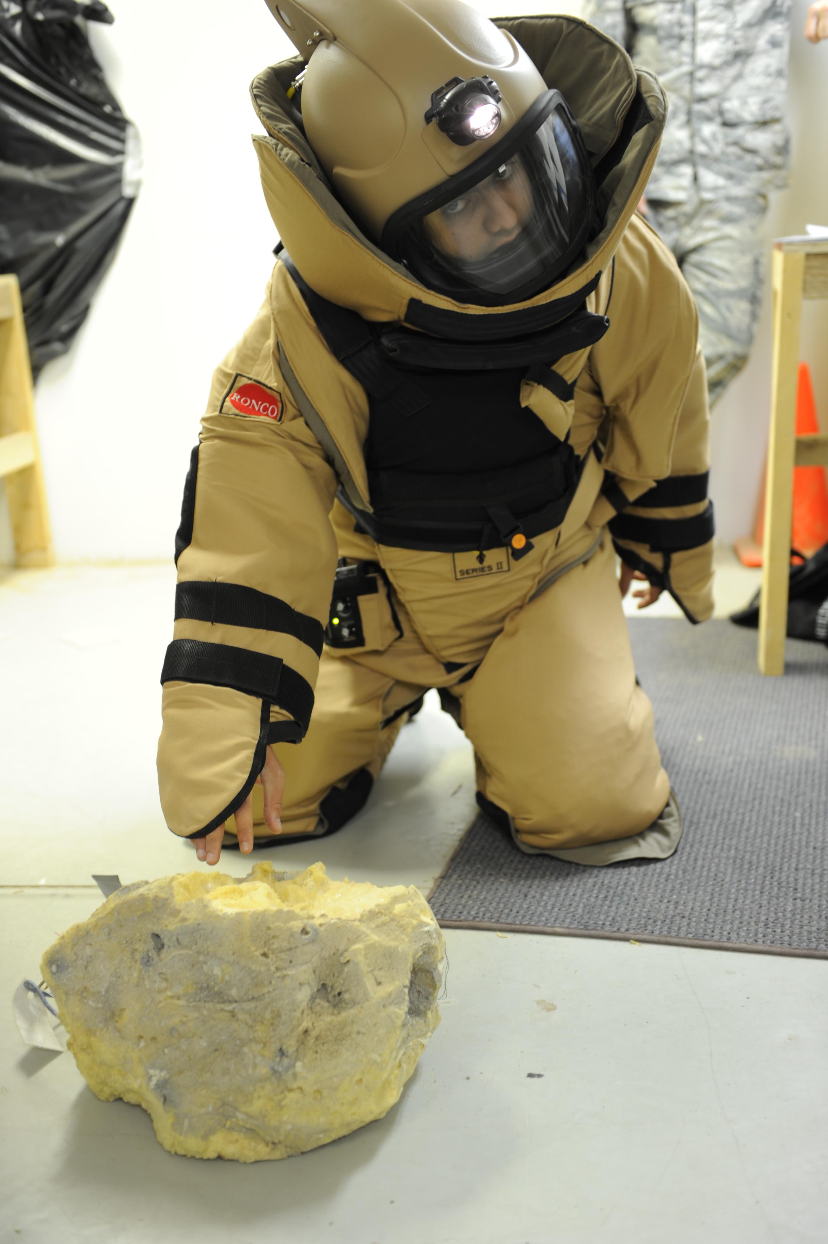 Eod Bomb Suit Baby Clothes