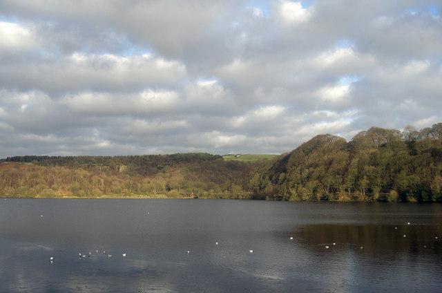 Anglezarke Reservoir - geograph.org.uk - 1073025