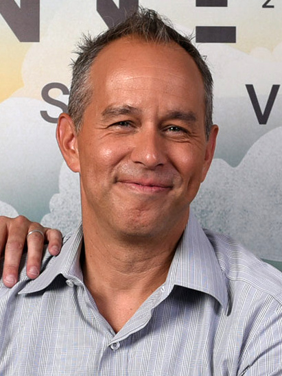 Rivera at the 2019 [[Annecy International Animation Festival]]