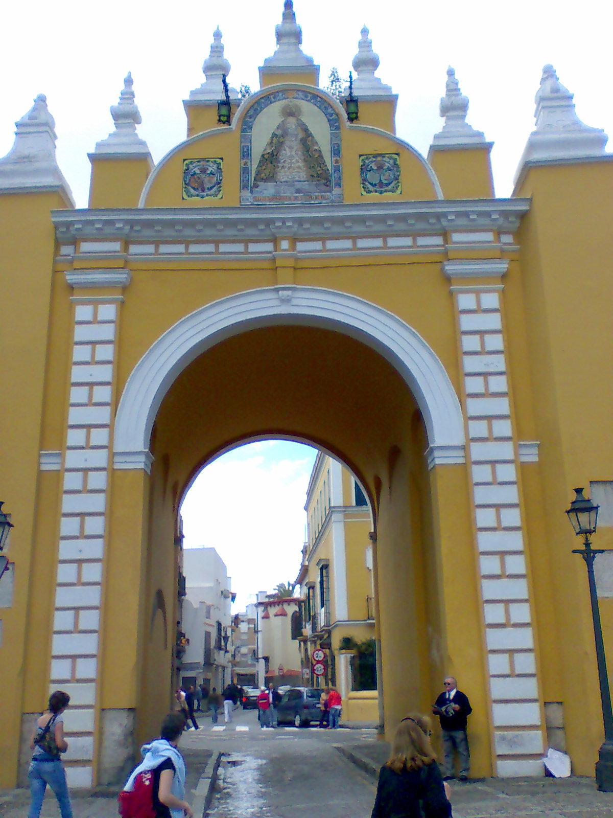 Puerta De La Macarena (Seville)