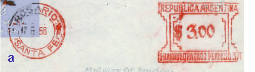 Argentina stamp type CB2point1aa.jpg