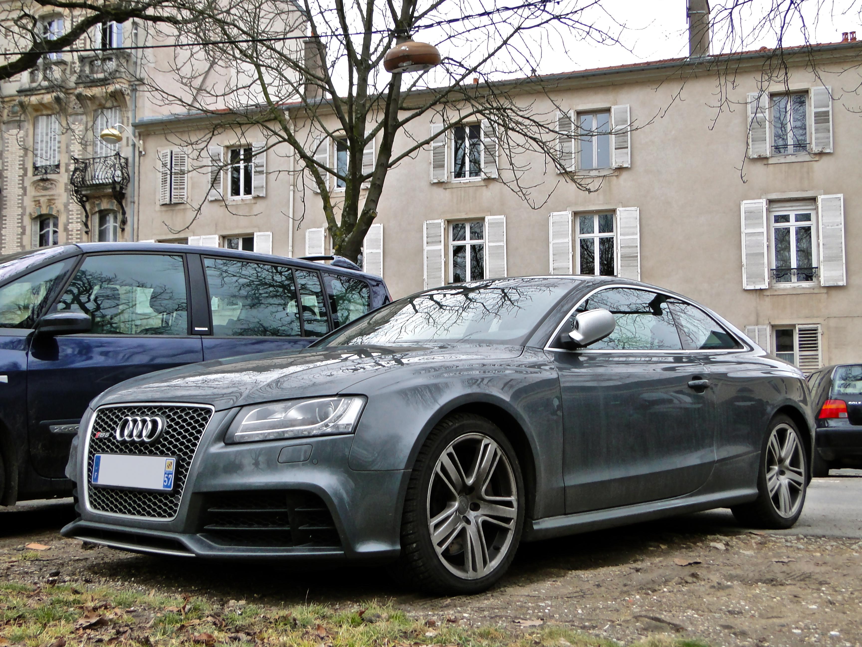 Audi Rs5 Wikipedia