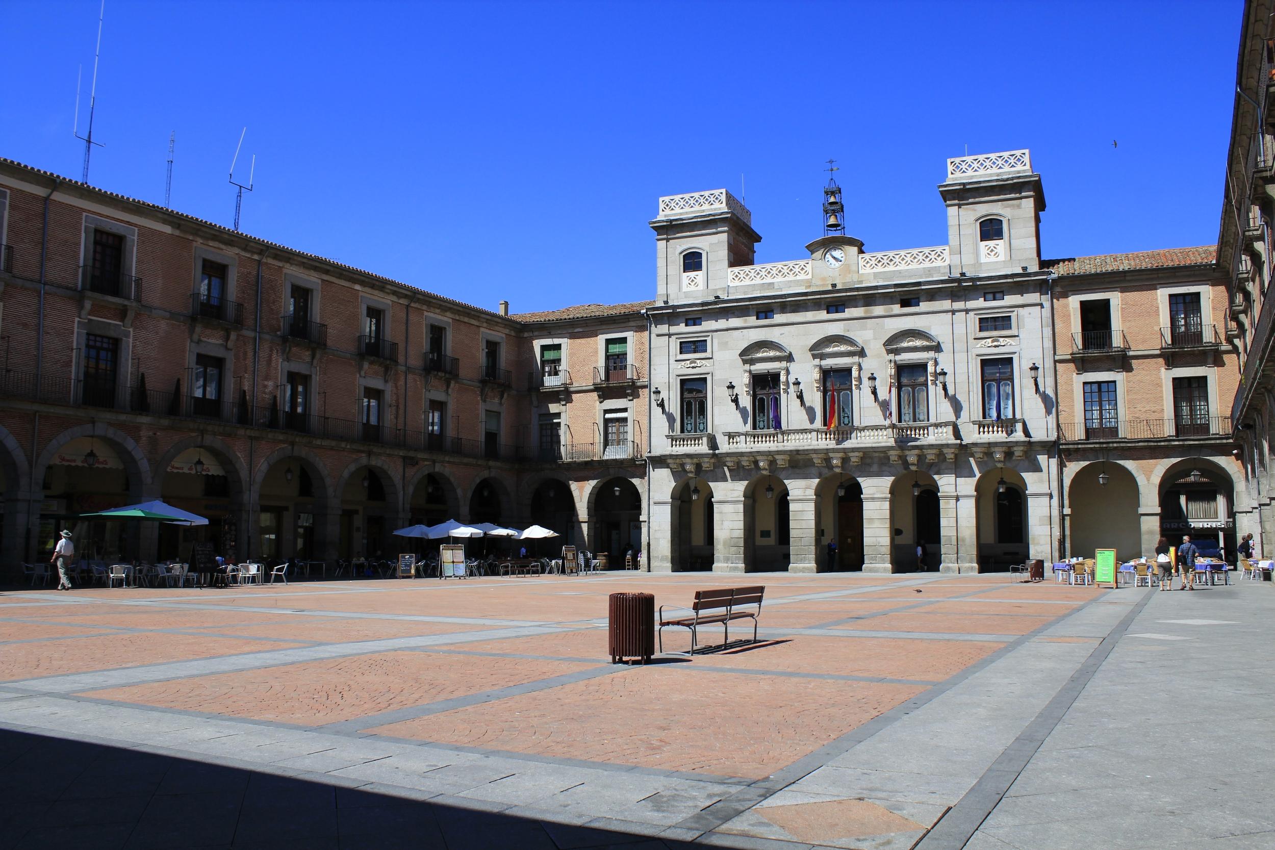 Plaza del Mercado Chico - Wikipedia, la enciclopedia libre