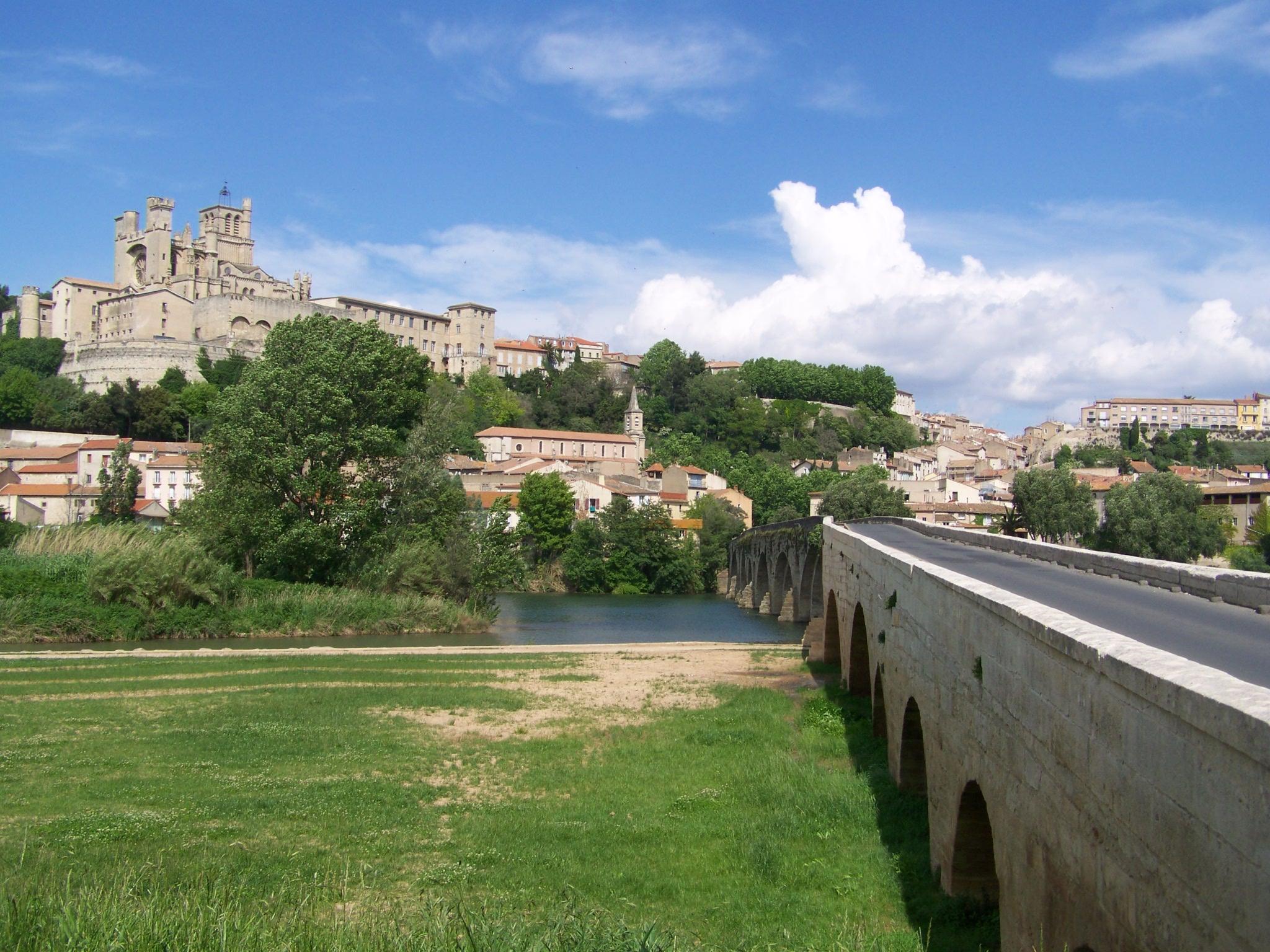 Béziers - Pont-Vieux (Hérault).JPG
