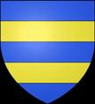 Blason de la famille de Maulmont Géraud de Maulmont.jpg