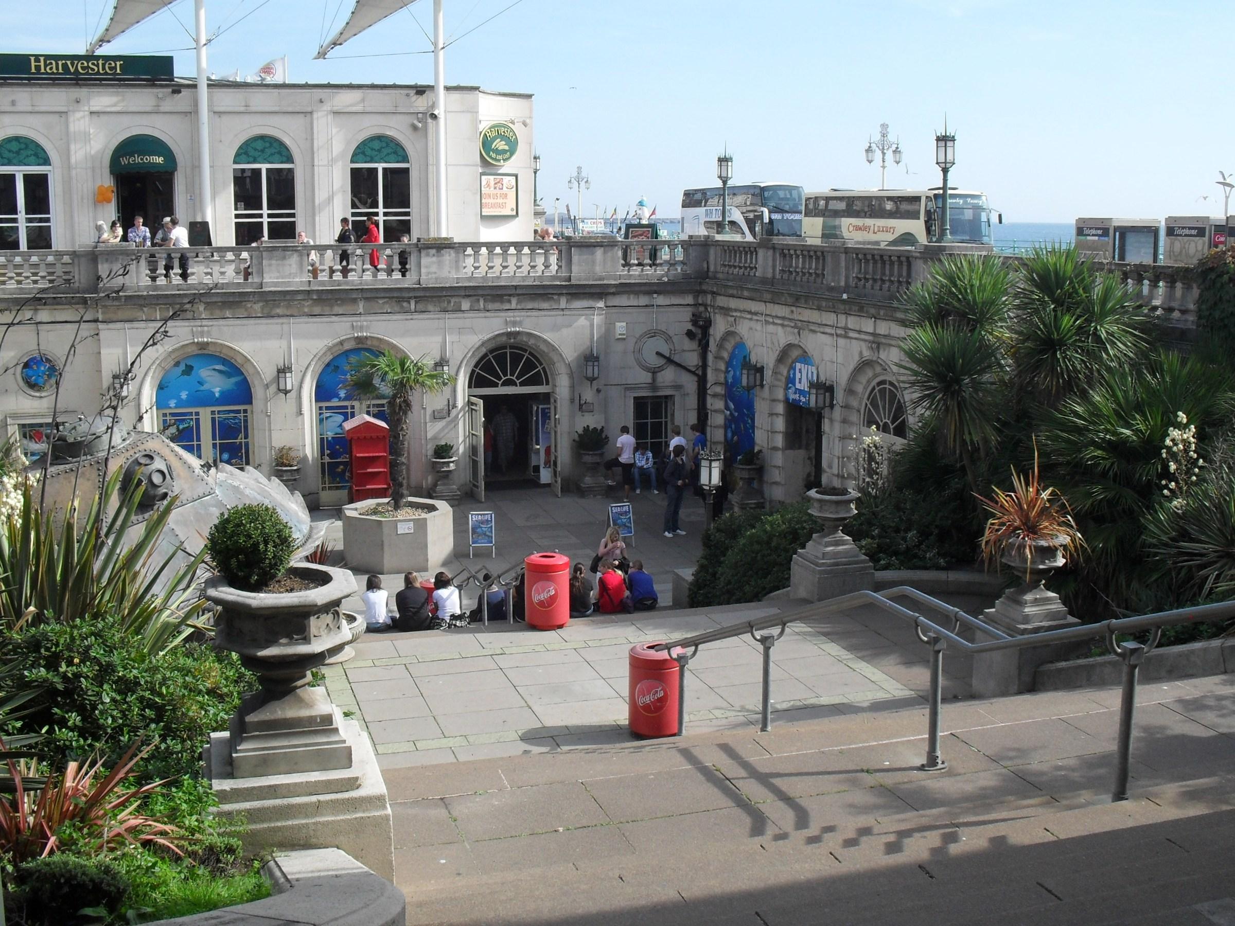 Sea Life Brighton ile ilgili görsel sonucu