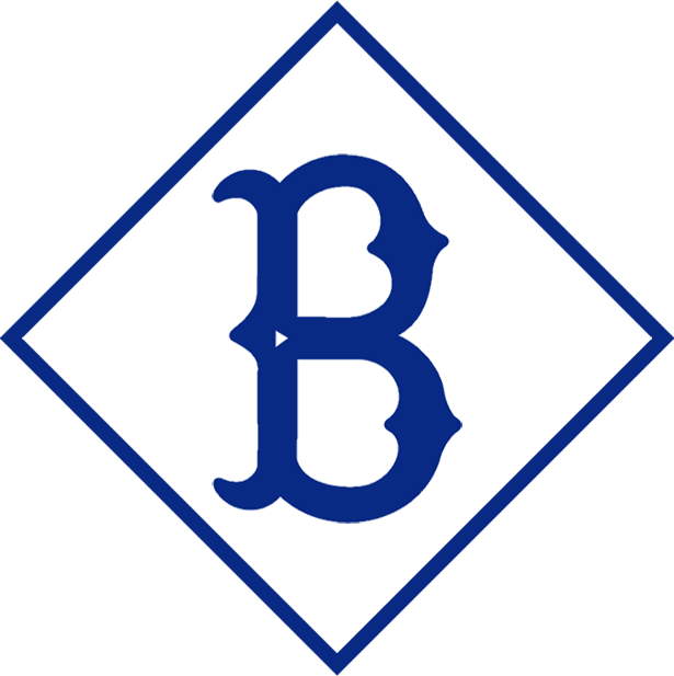 Brooklyn Dodgerslogo 42 Bobbydaleearnhardt.com