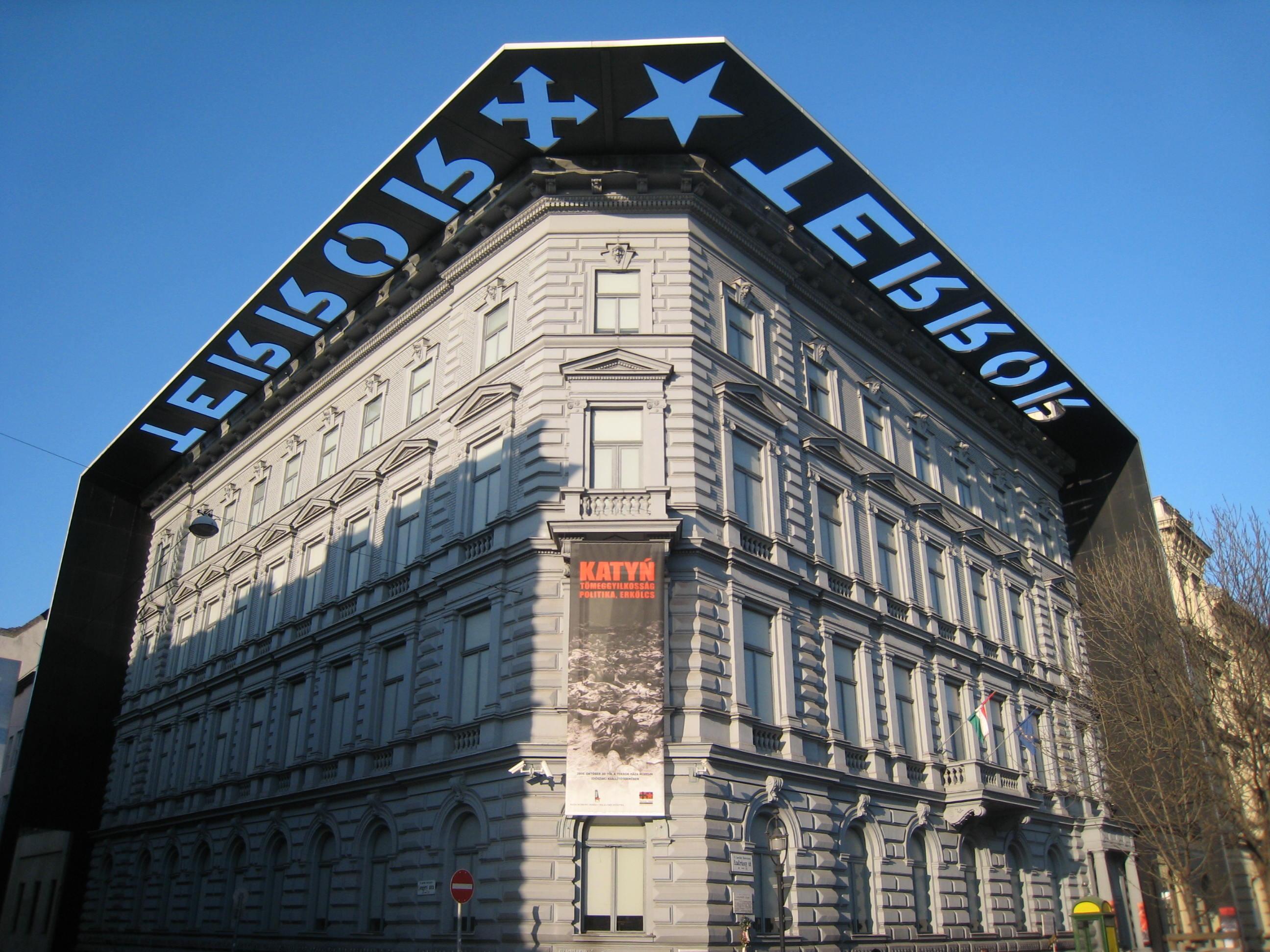 Terror Budapest Budapest Haus Des Terrors.jpg