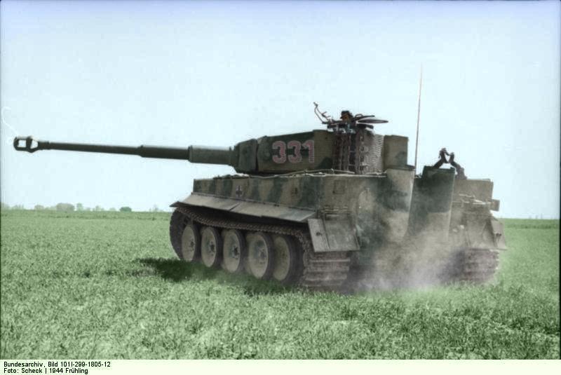 SS Tiger 331