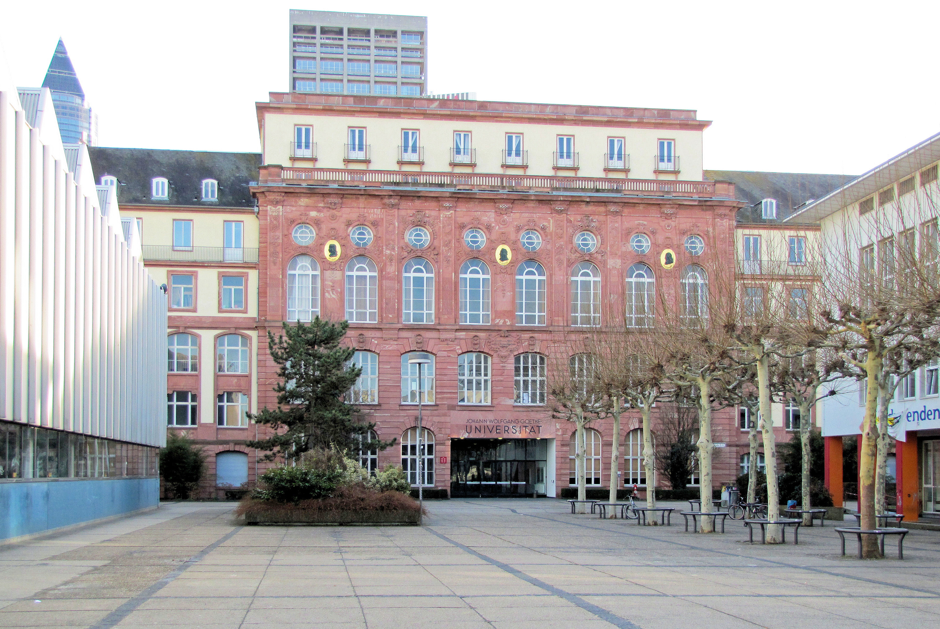 image of Goethe University Frankfurt