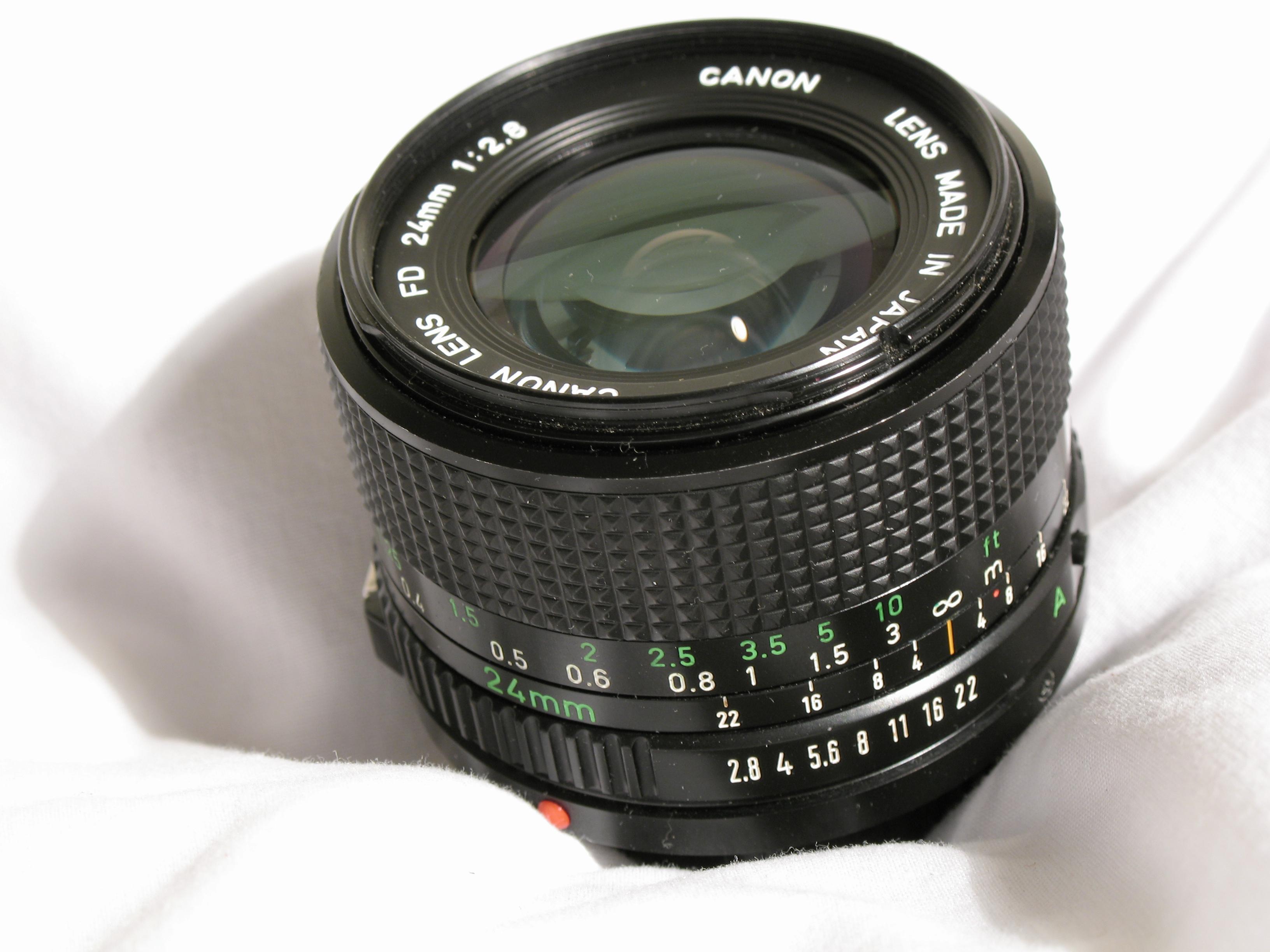 File:Canon FD 24mm f-2 8 (8767276237) jpg - Wikimedia Commons