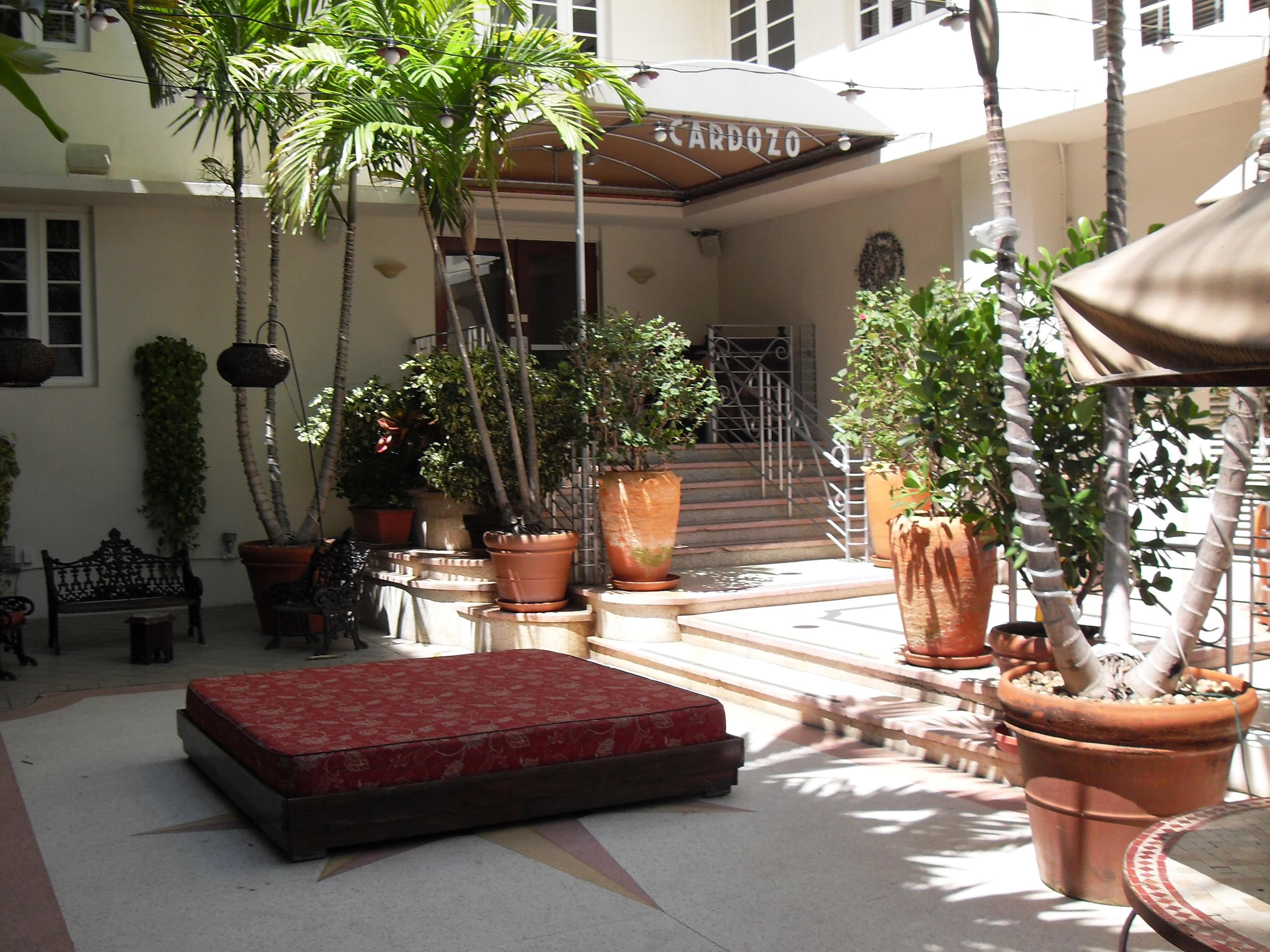Gloria Estefan Hotel Miami