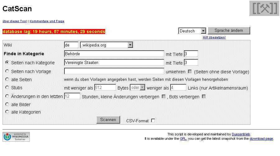 CatScan - Meta