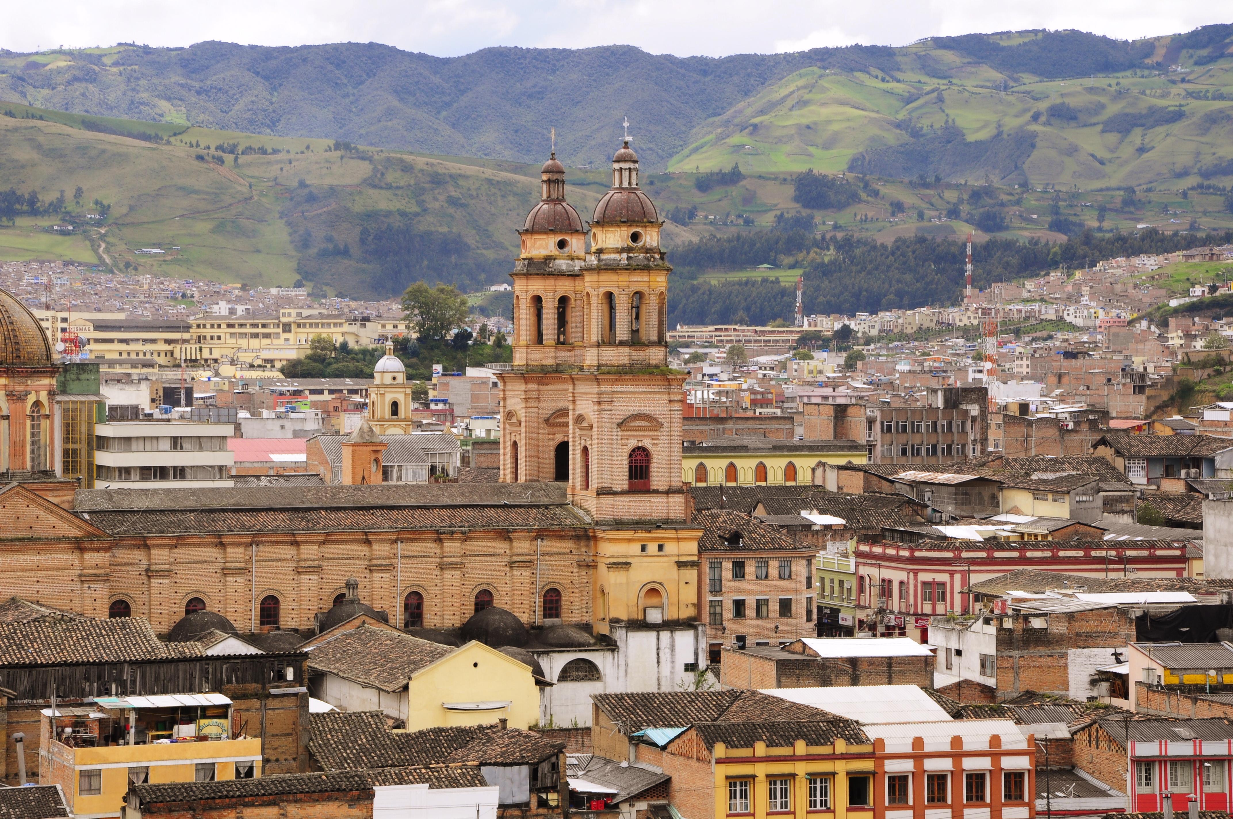 Recopilacion... Catedrales e iglesias Colombianas